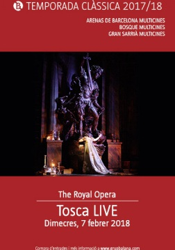 Tosca - ROH LIVE
