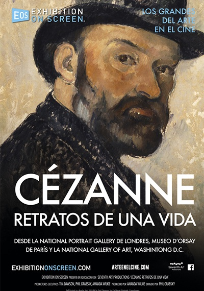 Cézanne, retratos de una vida (VE)