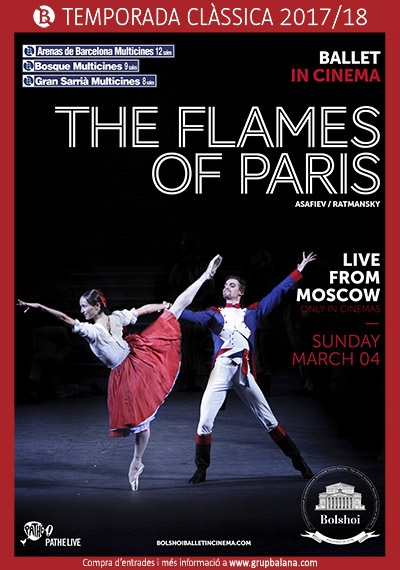 The flames of Paris - BOLSHOI