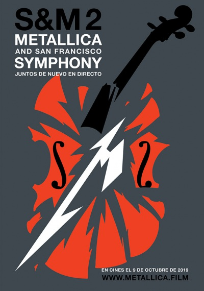 Metallica + The San Francisco Symphony Orchestra - S&M2: 20th Anniversary Concert