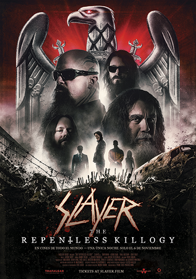 Slayer. The Repentless Killogy