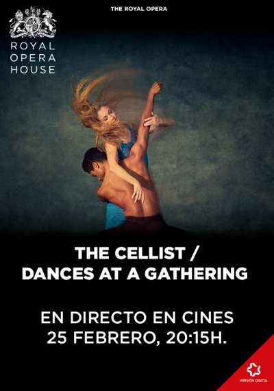 The Cellist / Dances at a Gathering - En directe des del Royal Opera House de Londres