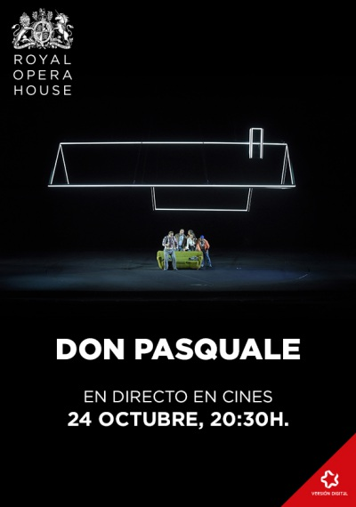 Don Pasquale - En directo desde el Royal Opera House de Londres