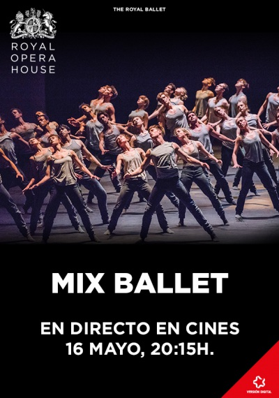 Mix Ballet - En directe des del Royal Opera House de Londres