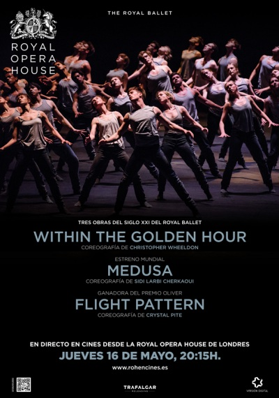 Mix Ballet - En directo desde el Royal Opera House de Londres