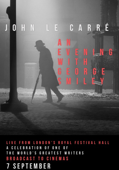 John le Carré - An Evening with George Smiley - LIVE
