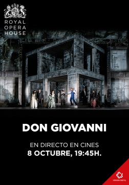 Don Giovanni - En directo desde el Royal Opera House de Londres