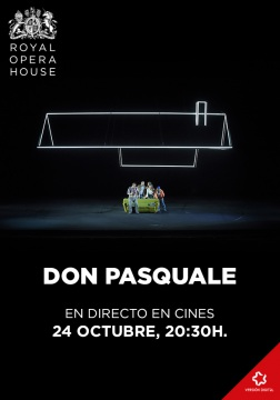 Don Pasquale - En directe des del Royal Opera House de Londres