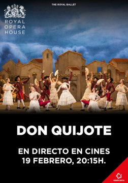 Don Quijote - En directe des del Royal Opera House de Londres