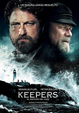 Keepers -  El misterio del faro