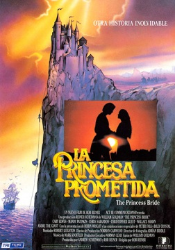 La princesa prometida - Family Movie Session