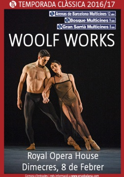 Woolf Works - Royal Opera House - Live