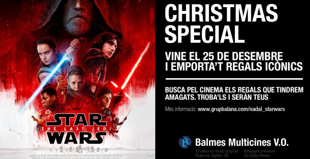 STAR WARS VIII - CHRISTMAS SPECIAL