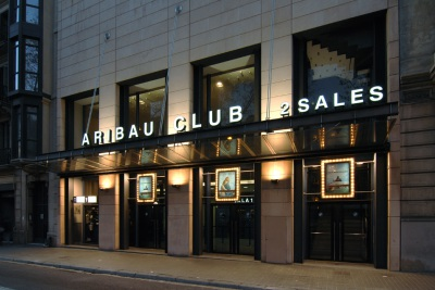 Aribau Club 2 sales