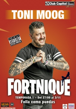 TONI MOOG - FORTNIQUE