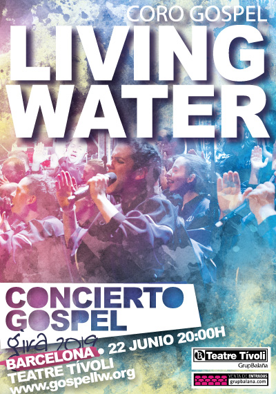 GOSPEL LIVING WATER