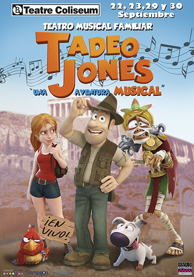 TADEO JONES
