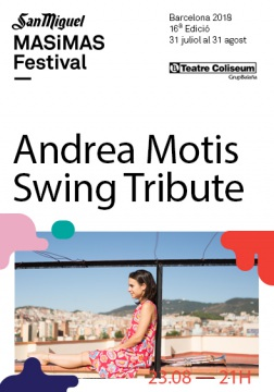 ANDREA MOTIS SWING TRIBUTE